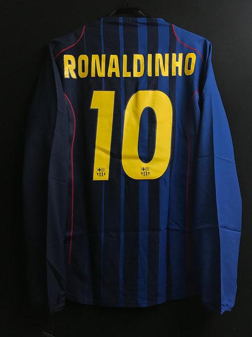 【2004/05】バルセロナ(A)/ Condition:New / Size:L / 選手用