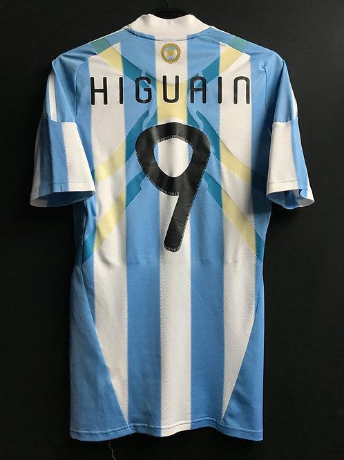 【2010】アルゼンチン代表(H)/ Condition:A / Size:M / オーセンティック