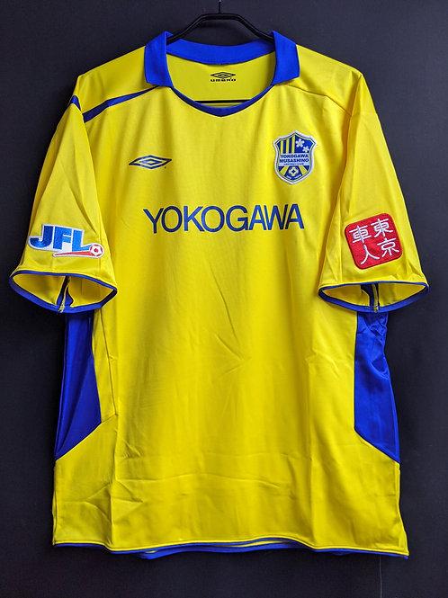 【2007/08】/ 横河武蔵野FC(A) / Condition:New / Size:XA-XB(日本規格)
