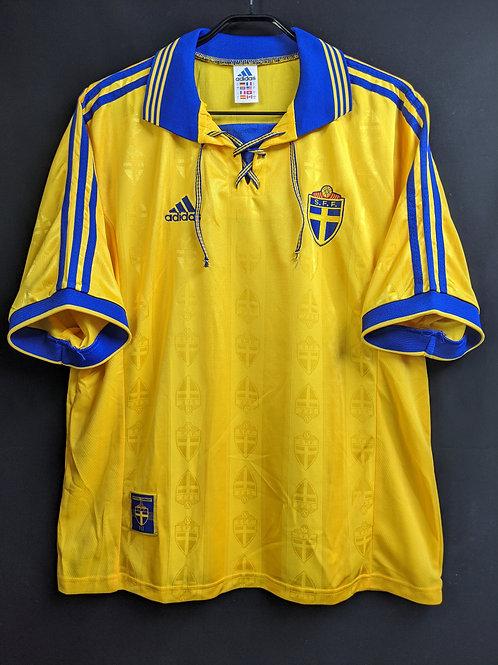 【1998/99】 / スウェーデン代表(H) / Condition:A / Size:L