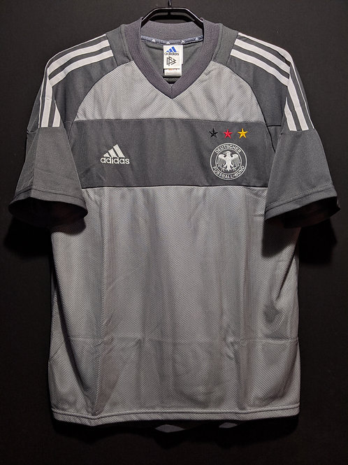 【2002/03】ドイツ代表(A)/ Condition:New / Size:M