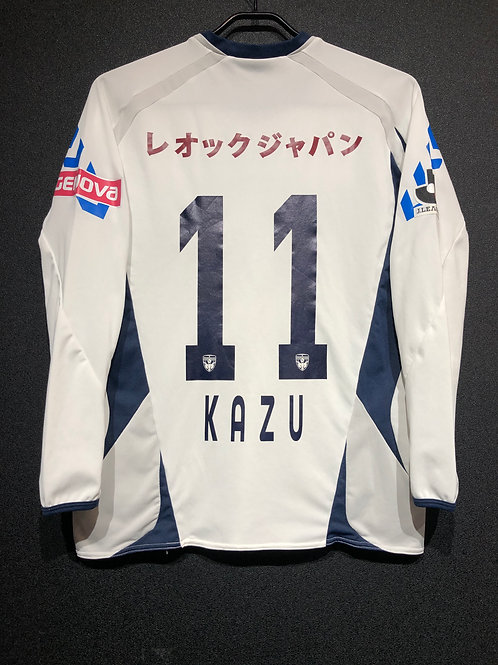 【2010】 / 横浜FC(A)/ Condition:B / Size:S(日本規格)