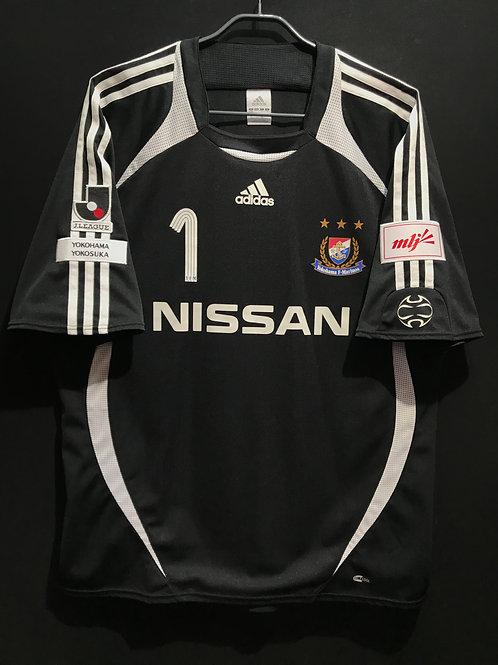 【2006/07】横浜F・マリノス(GK)/ Condition:A / Size:XO(日本規格)