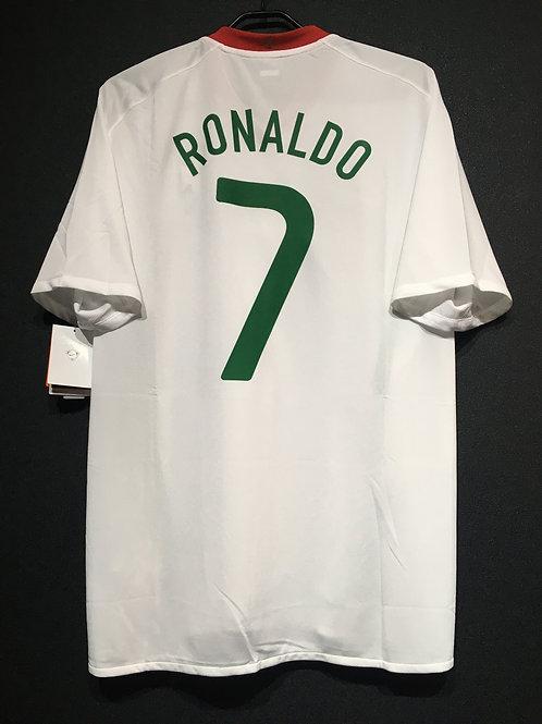 【2008/09】 / ポルトガル代表(A)/ Condition:New / Size:XL