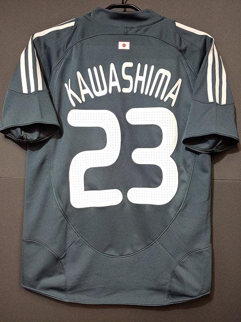 【2008/09】 / 日本代表(GK) / Condition:A / Size:L(日本規格)の複製