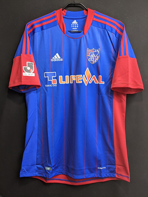 【2012】FC東京(H)/ Condition:New / Size:L