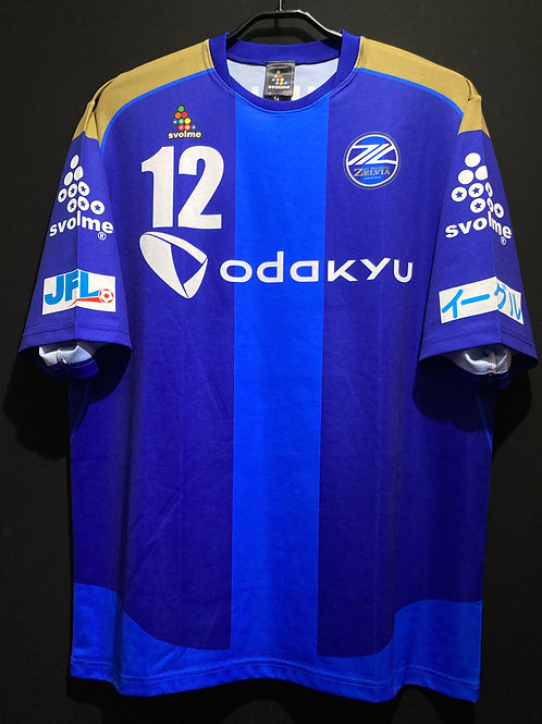【2010】/ FC町田ゼルビア(H)/ Condition:A / Size:LL(日本規格)
