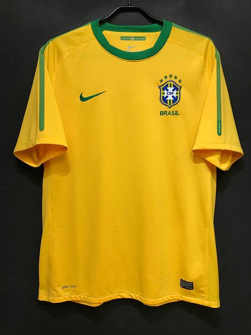 【2010/11】ブラジル代表(H)/ Condition:A / Size:L