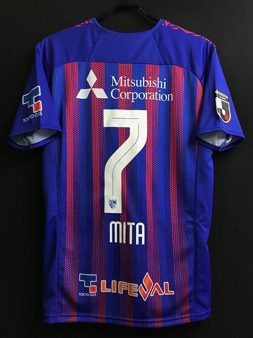 【2020】FC東京(H)/ Condition:A / Size:M-L(日本規格)