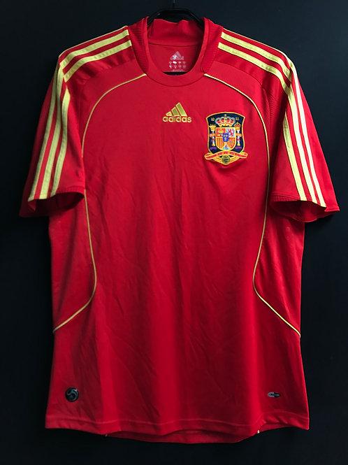 【2008/09】スペイン代表(H)/ Condition:A- / Size:M