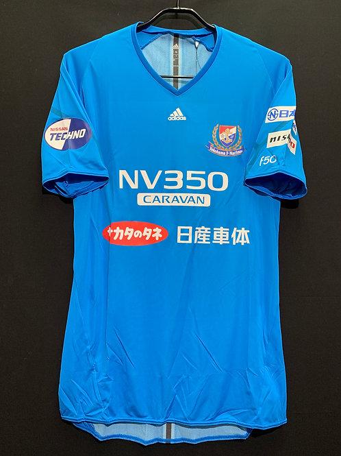 【2014】/ 横浜F・マリノス TRジャージー / Condition:New / Size:L(日本規格)