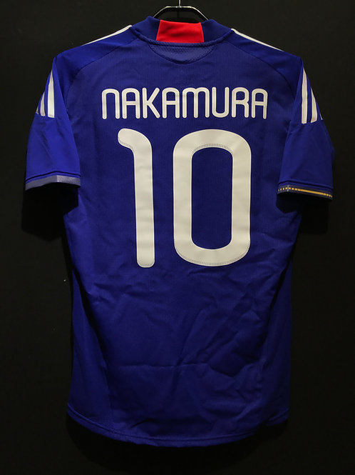 【2010/11】日本代表(H)/ Condition:New / Size:L(日本規格) / オーセンティック