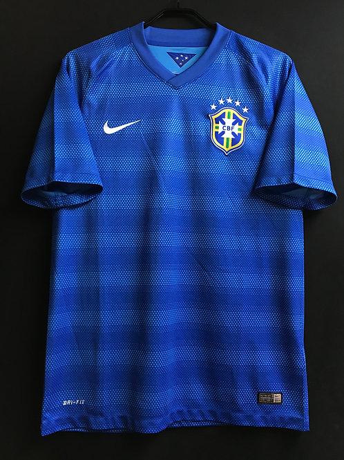 【2014/15】ブラジル代表(A)/ Condition:A / Size:M