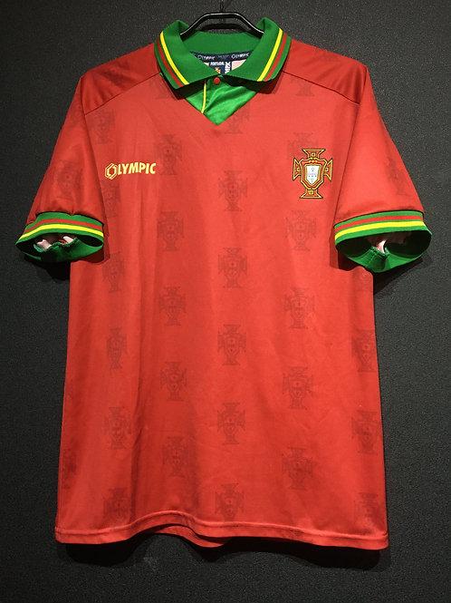 【1994/95】 / ポルトガル代表(H)/ Condition:B / Size:L