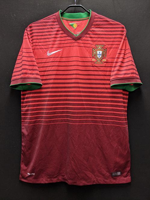 【2014/15】ポルトガル代表(H)/ Condition:A / Size:L
