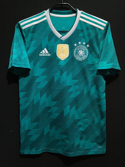 【2018】ドイツ代表(A)/ Condition:A / Size:S(日本規格)