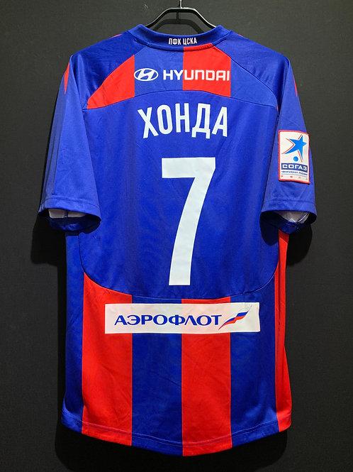 【2011/12】/ CSKAモスクワ(H)/ Condition:B+ / Size:L