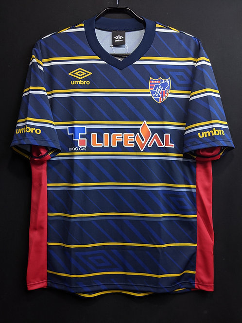 【2015】 / FC東京セカンダリーシャツ / Condition:New / Size:O(日本規格)