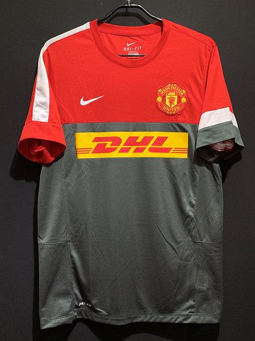 マンチェスター・ユナイテッド DRI-FIT トレーニングシャツ / Condition:A / Size:L