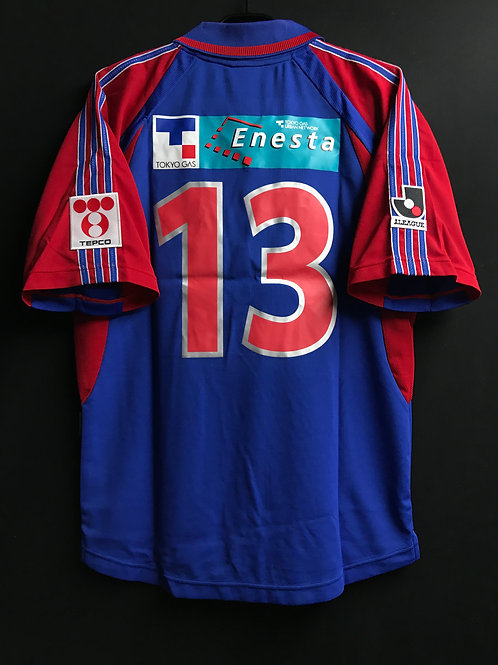 【2001】FC東京(H)/ Condition:New / Size:L(日本規格)