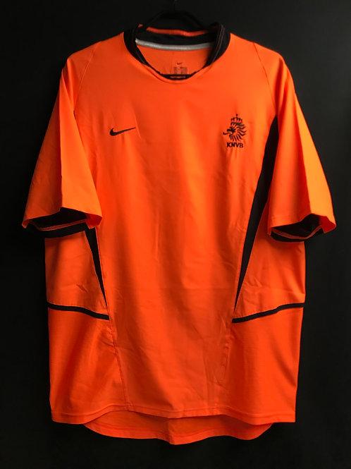 【2002/03】オランダ代表(H)/ Condition:A- / Size:L