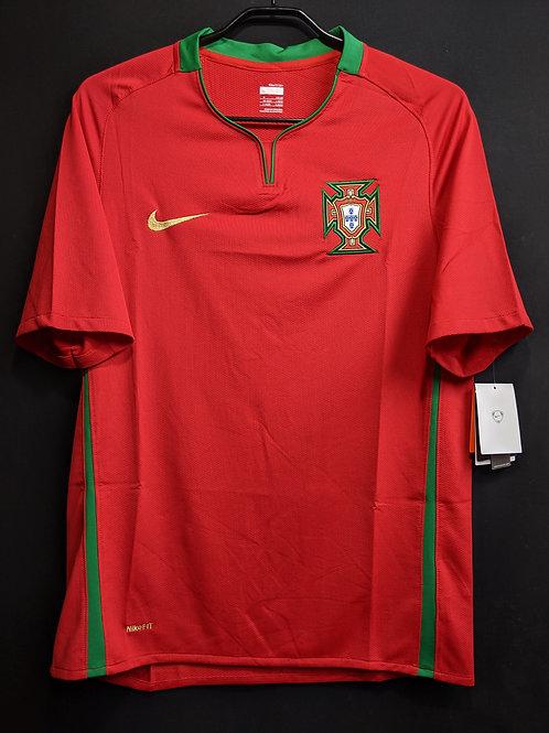 【2008/09】ポルトガル代表(H)/ Condition:New / Size:M