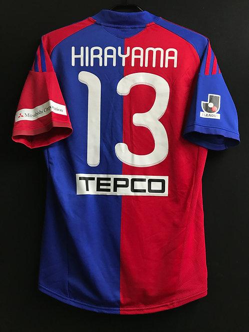 【2010/11】FC東京(H)/ Condition:A / Size:L(日本規格)