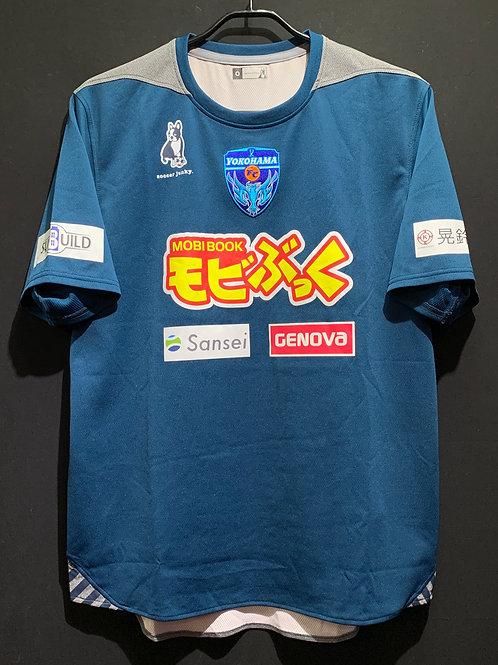 【2015】/ 横浜FC プラクティスシャツ / Condition:A / Size:O(日本規格)