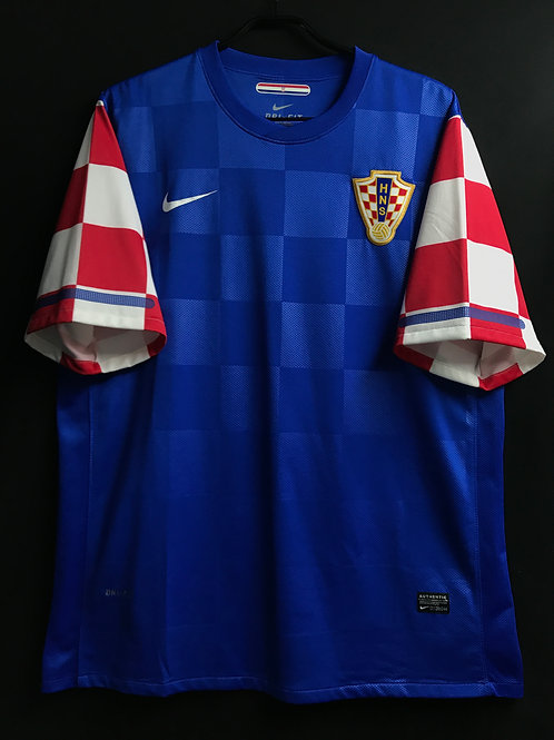 【2010/11】クロアチア代表(A)/ Condition:A / Size:XL