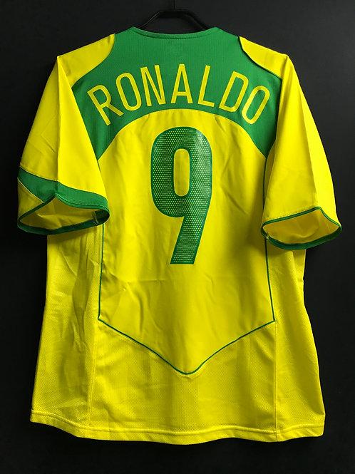 【2004/05】ブラジル代表(H)/ Condition:A- / Size:M