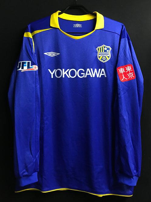 【2007/08】横河武蔵野FC(H)/ Condition:New / Size:XA-XB(日本規格)