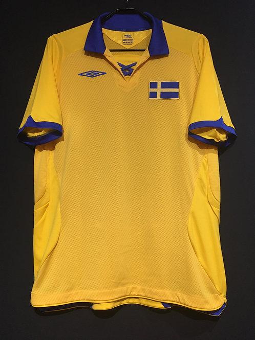 【2008】 / スウェーデン代表(H) / Condition:A- / Size:L