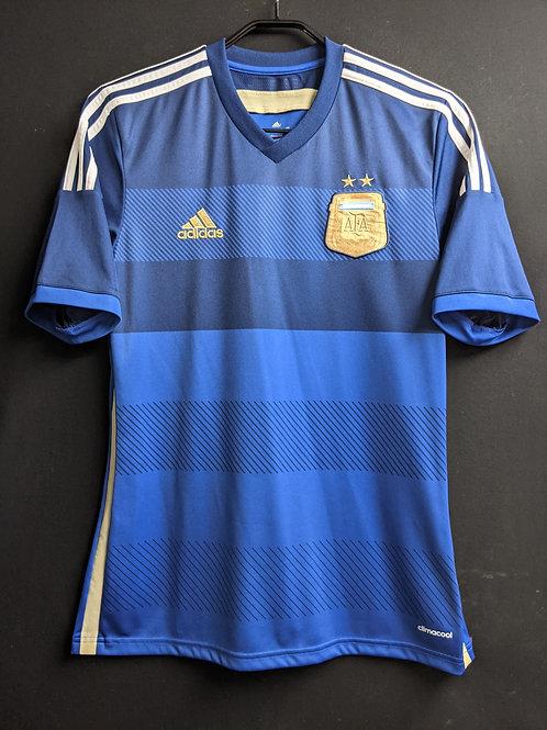 【2014/15】アルゼンチン代表(A)/ Condition:A- / Size:M(日本規格)