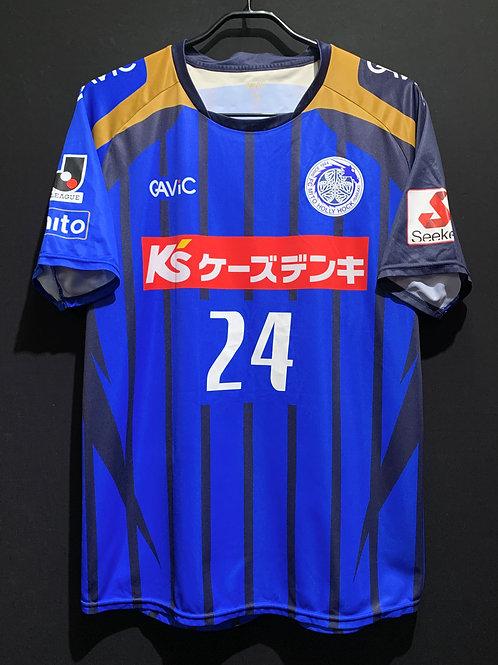 【2012】水戸ホーリーホック(H)/ Condition:B+ / Size:L(日本規格)/ 選手用 / パンツセット