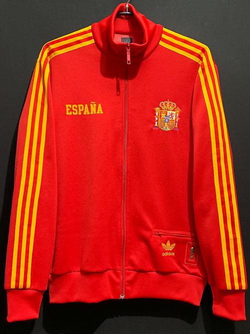 【2006】スペイン代表 レトロ トラックジャケット / Condition:A / Size:O(日本規格)