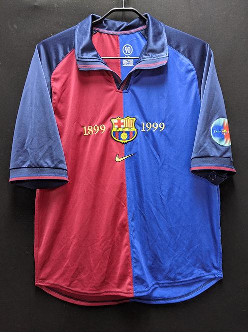【1999/2000】バルセロナ(SP)/ Condition:B / Size:M / 100周年記念復刻版