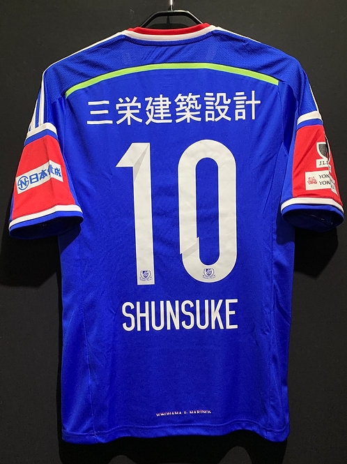 【2014】横浜F・マリノス(H)/ Condition:A / Size:M(日本規格)