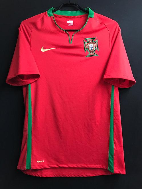 【2008/09】ポルトガル代表(H)/ Condition:A / Size:S