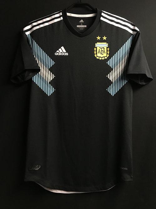 【2018/19】アルゼンチン代表(A)/ Condition:A / Size:S / オーセンティック