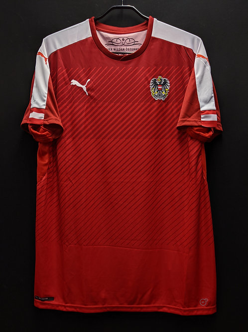 【2016/17】オーストリア代表(H)/ Condition:New / Size:XL