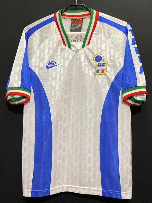 【1995】/ イタリア代表 トレーニングシャツ / Condition:B+ / Size:M
