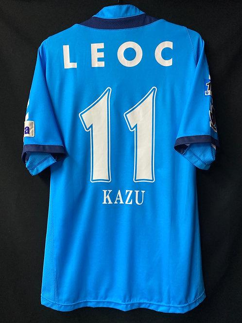 【2008】横浜FC(H)/ Condition:A- / Size:XO(日本規格)/ オーセンティック