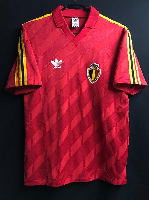 【1986/89】/ ベルギー代表(H) / Condition:A- / Size:M