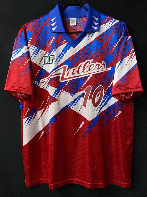 【1995/96】鹿島アントラーズ(CUP/H)/ Condition:B+ / Size:O(日本規格)