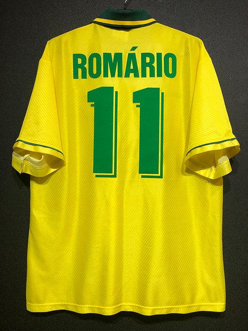 【1995/96】 / ブラジル代表(H)/ Condition:B+ / Size:XL