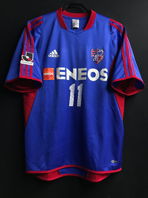 【2003】FC東京(H)/ Condition:New / Size:L(日本規格)