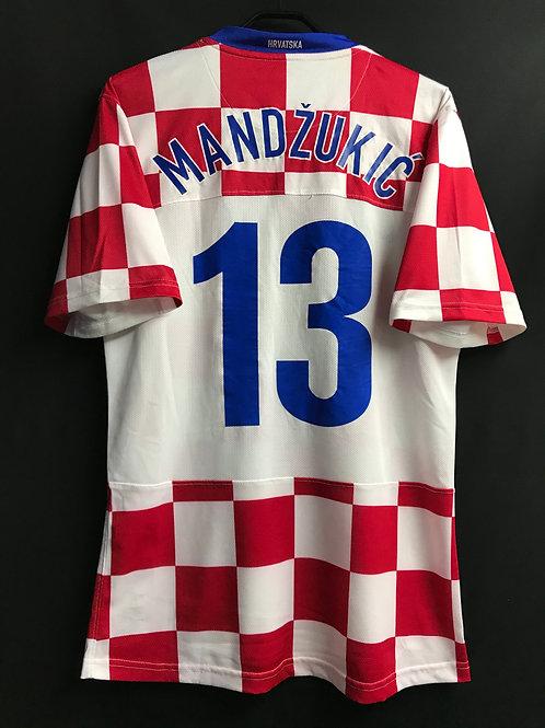 【2008/09】 / クロアチア代表(H) / Condition:B+ / Size:XL / 選手用