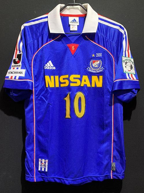 【2000】横浜F・マリノス(H)/ Condition:B / Size:L(日本規格)