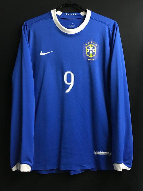 【2006/07】ブラジル代表(A)/ Condition:B+ / Size:L / 選手用