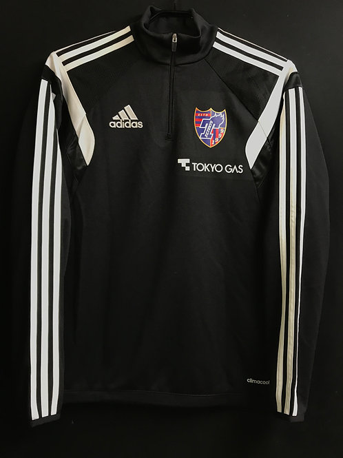 【2014】FC東京 Condivo14 トレーニングトップ/ Condition:A / Size:S(日本規格)